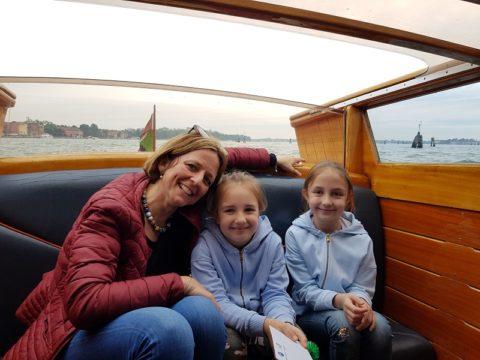 Entre l'eau et la pierre: le long du Grand Canal!