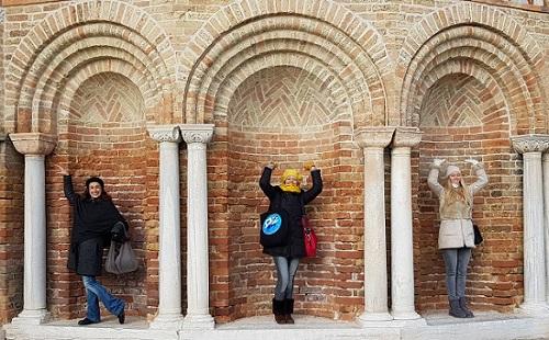 Chasse au trésor: histoire d'espionnage à Murano