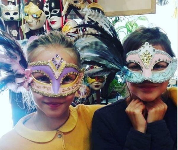 atelier de masques Venise
