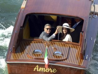 CLOONEY WATER TAXI