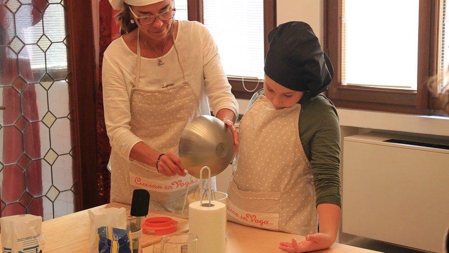 lezione di cucina di venezia