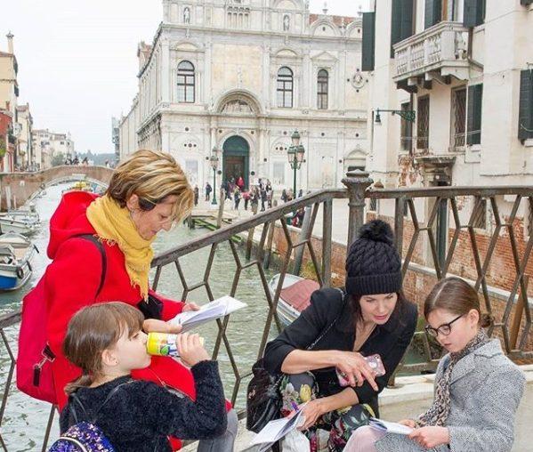 scavengers in Venice
