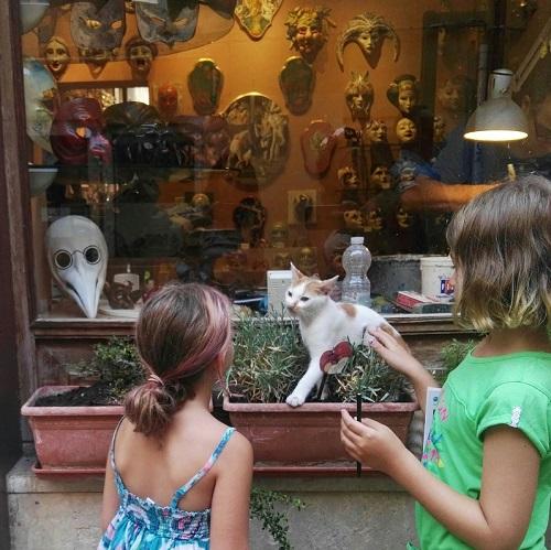Caccia al tesoro venezia