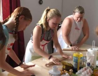 lezione di cucina a venezia