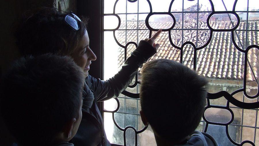 caccia al tesoro palazzo ducale venezia