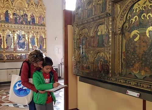 Accedemia Venezia caccia al tesoro