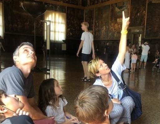 itinerario segreto palazzo ducale venezia