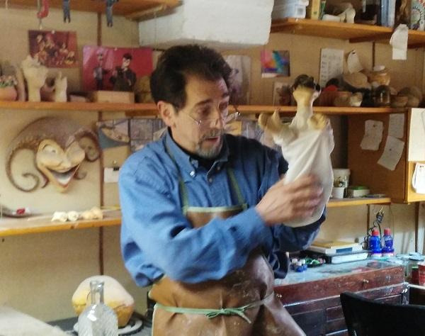 Laboratorio di Marionette a Venezia