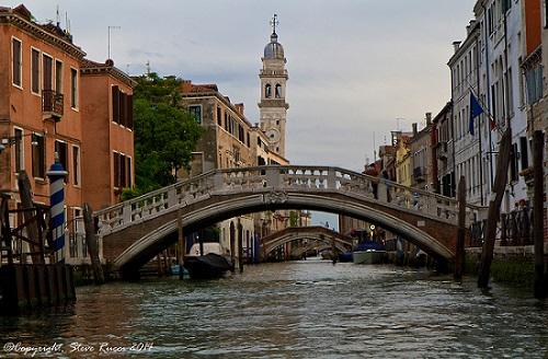 passeggiata a venezia