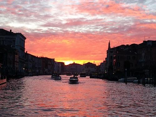Tour in barca venezia Canal Grande