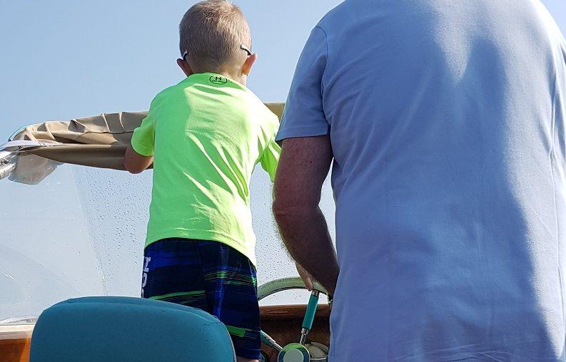 giro in barca venezia
