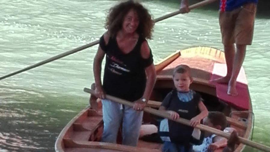 lezione di voga venezia