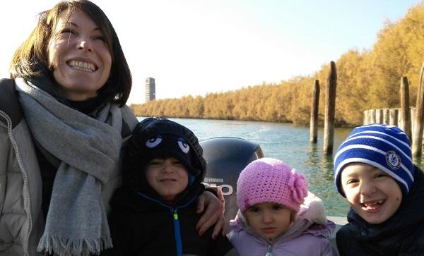Gita in barca a Murano Burano Torcello