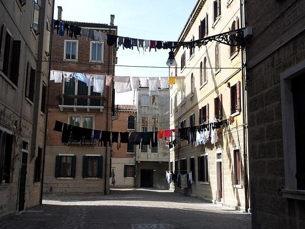 passeggiata con guida a venezia