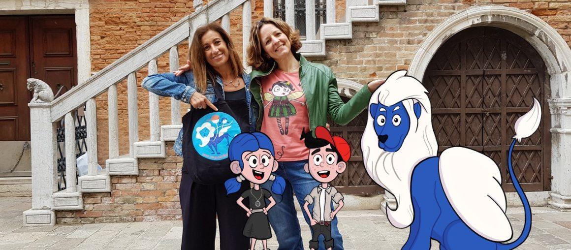 Venice Kids Tours presenta: cacce al tesoro a Venezia e giochi didattici virtuali!