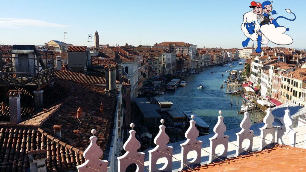 cacce al tesoro virtuali venezia