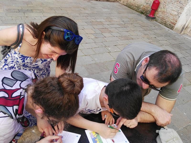 consigli bambini venezia
