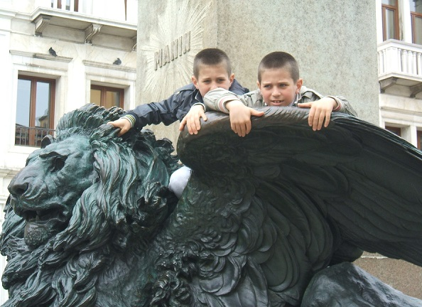 Un tour con bambini a Venezia? Consigli pratici per farne un successo!