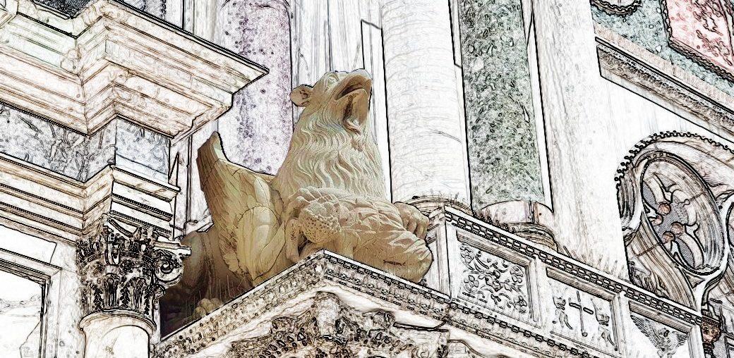 creature fantastiche a venezia