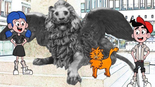 Cap.1 Lo strano gatto che credeva di essere un leone