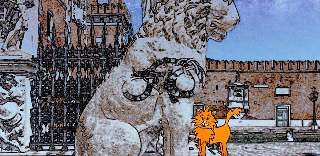 Cap.8 Una grossa gatta da pelare, ovvero come trovare il re della foresta in mezzo alla laguna!