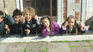 In Venicewith Kids?!