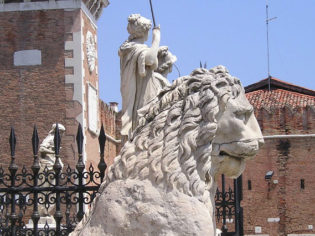 lion arsenal venice