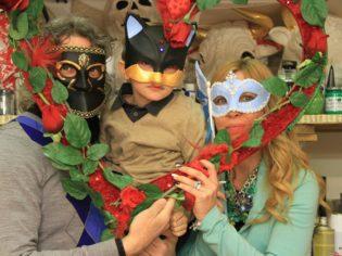 masks workshop venice