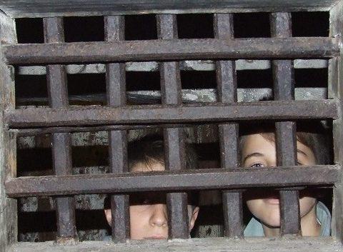 Scavenger Hunt in the Doge's Palace: Casanova's prison break