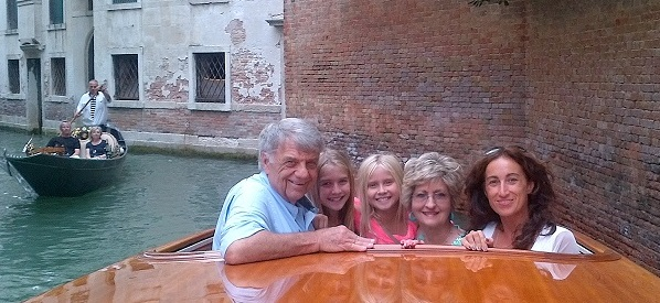 boat tour grand canal