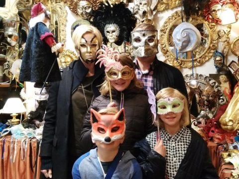 Workshops and other kid-friendly activities in Venice
