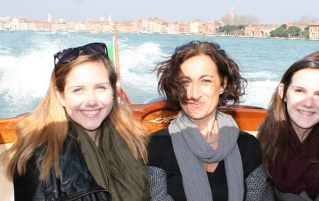 boat tour along the Grand Canal of Venice