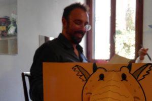 Dario Cestaro pop up workshop Venice
